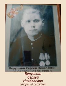 Верушкин Сергей Николаевич