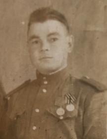 Баранов Никифор Алексеевич
