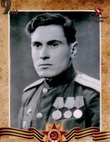 Дворецков Иван Петрович