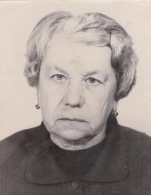 Воробьева (Степанова) Мария Ивановна