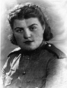 Рюмина Александра Павловна