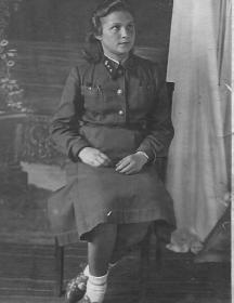 Барлет Анна Леонтьевна