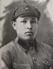Ахмазеев Сагдатгарей Давлетгареевич