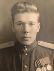Лутохин Николай Васильевич