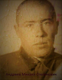 Андреев Михаил Степанович