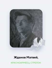 Жданов Матвей Кузьмич