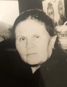 Чарина Александра Васильевна