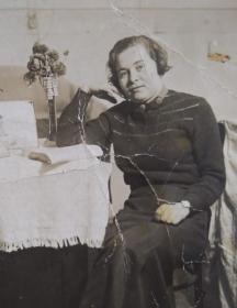 Ананьева Евдокия Егоровна