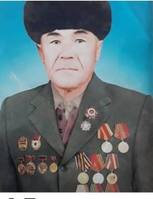 Сулайманов Султангазы