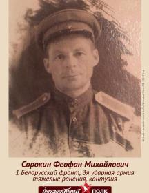 Сорокин Феофан Михайлович