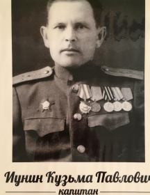Иунин Кузьма Павлович