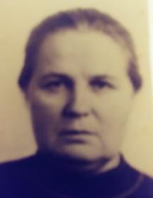 Ракитина (Чекусова) Мария Макаровна