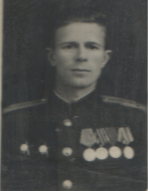 Михайлов Василий Михайлович