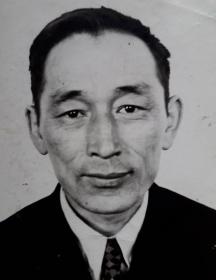 Нимаев Цырен Эрдынеевич