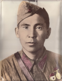 Султанбаев Амин