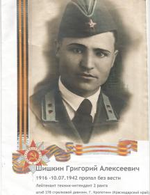 Шишкин Григорий Алексеевич