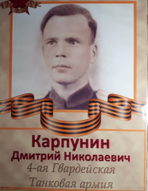 Карпунин Дмитрий Николаевич