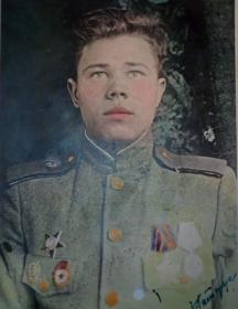 Черепанов Василий Акимович