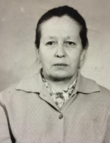 Жидкова Клавдия Александровна