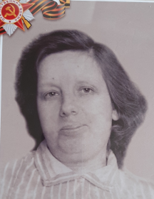 Баранова Мария Михайловна