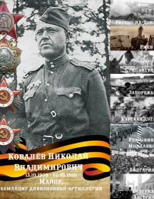 Ковалев Николай Владимирович