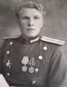 Сухарев Александр Андреевич