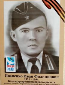 Иваненко Иван Филиппович