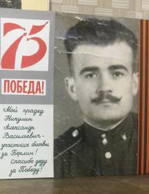 Никулин Александр Васильевич
