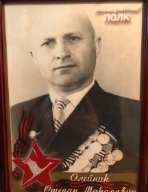 Ошейник Степан Макарович