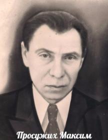 Просужих Максим Васильевич