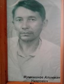Мулляминов Алимжан Умарович