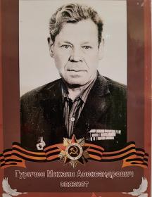 Гуричев Михаил Александрович