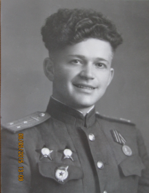 Сулимов Аркадий Александрович