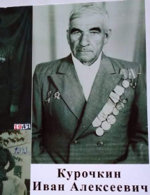 Курочкин Иван Алексеевич