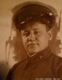Лисаков (Лесаков) Михаил Фёдорович