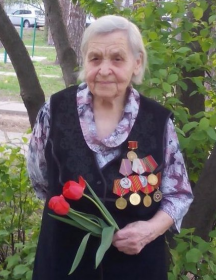 Бадикова Мария Ивановна