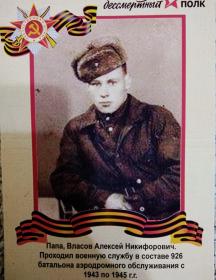 Власов Алексей Никифорович