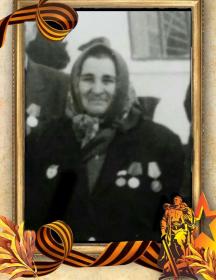 Кирясова (Серёга) Любовь Ивановна