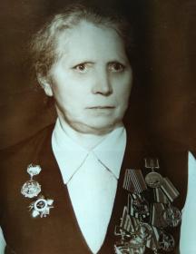 Деликамова Альбедя Исмаиловна