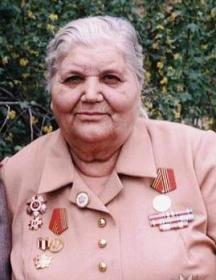 Лебедева (Васильченко) Екатерина Григорьевна