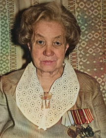 Самоварова (Сорокина) Анастасия Андреевна
