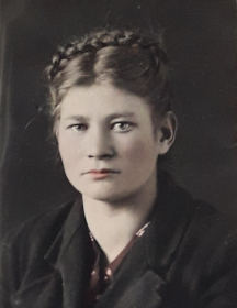 Андриенко (Бебекина) Анастасия Фёдоровна