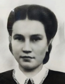 Мосина Евдокия Егоровна