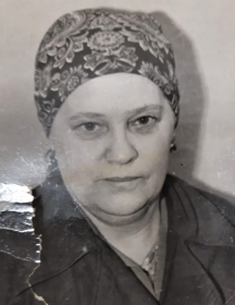 Ряхина Анна Ивановна