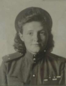 Смыкова Мария Филипповна