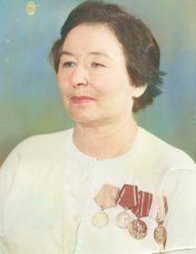Ванифатова Екатерина Федоровна