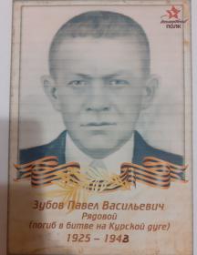 Зубов Павел Васильевич