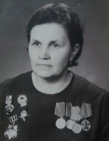 Михайловская (Ащева) Елизавета Михайловна