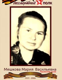 Мешкова Мария Васильевна