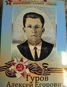 Гуров Алексей Егорович